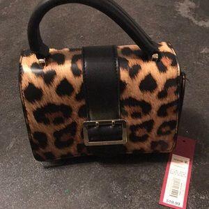 Merona Leopard Handbag 👜
